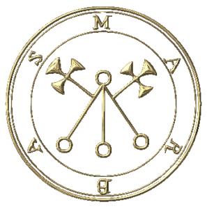 Marbas-Sigil