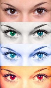Eyes Change