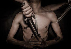 Banishment Dagger