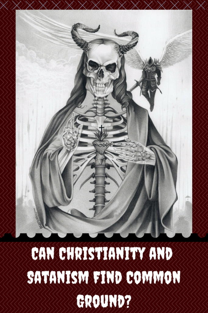 Can Christianity and Satanism Find Common Ground